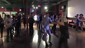 Dancing at Amigo's