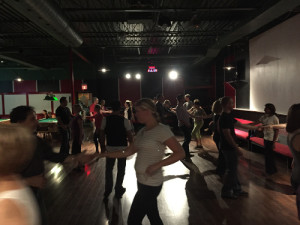 West Coast Swing dance lesson Ottawa